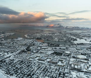 Reykjavik Summit Helicopter Tour