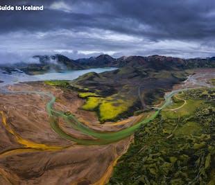 8 dni, samodzielna podróż | Złoty Krąg, południowe wybrzeże i interior