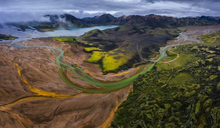 8天7夜冰岛夏季午夜阳光自驾   聚焦西南岸,黄金圈+南岸+内陆高地探险