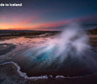 7-tägige Mietwagenrundreise | Island mit Hochlandstrecken