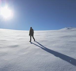 Touch the Crown - Snaefellsjokull Glacier Base Hike