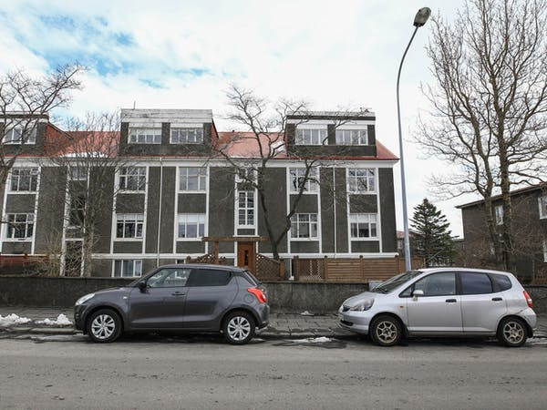 A Part of Reykjavík Apartments - Eiriksgata