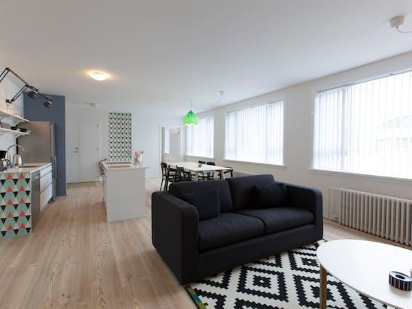 A Part of Reykjavik Apartments - Skólavörðustígur