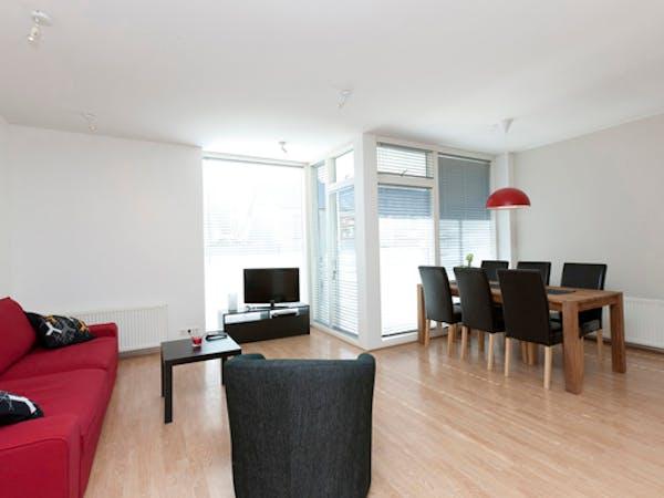 A Part of Reykjavik Apartments - Njálsgata