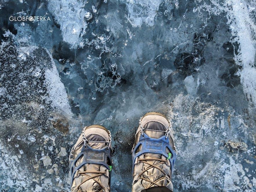 Piękno lodu - Vatnajökull i lodowcowe jaskinie