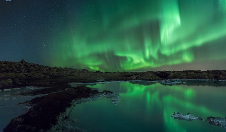 6天5夜冰岛冬季北极光自驾之旅 | 全程首都住宿,经典黄金圈+南岸+斯奈山