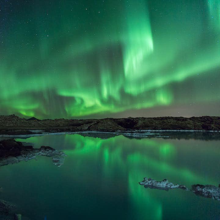 6天5夜冰岛冬季北极光自驾之旅   全程首都住宿,经典黄金圈+南岸+斯奈山