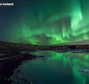 Autotour aurores boréales de 6 jours | Road Trip avec hébergement à Reykjavik