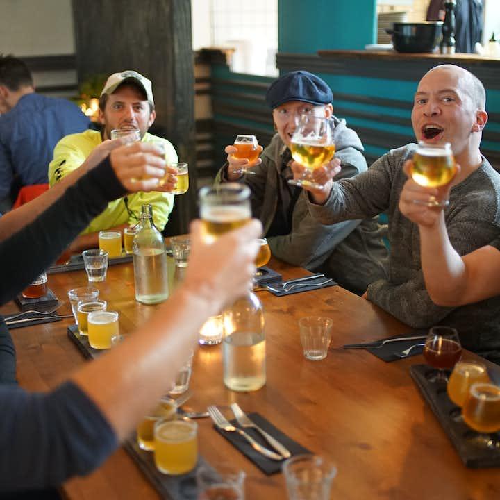 Guided 2.5 Hour Reykjavik Beer & Schnapps Walking Tour