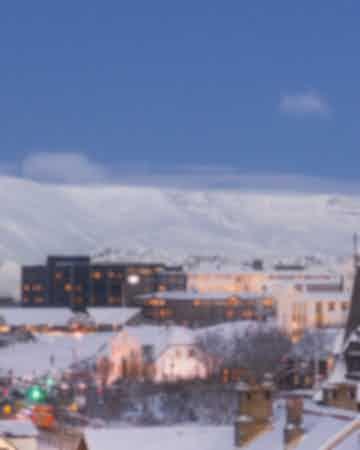 Wynajem samochodu w Reykjaviku