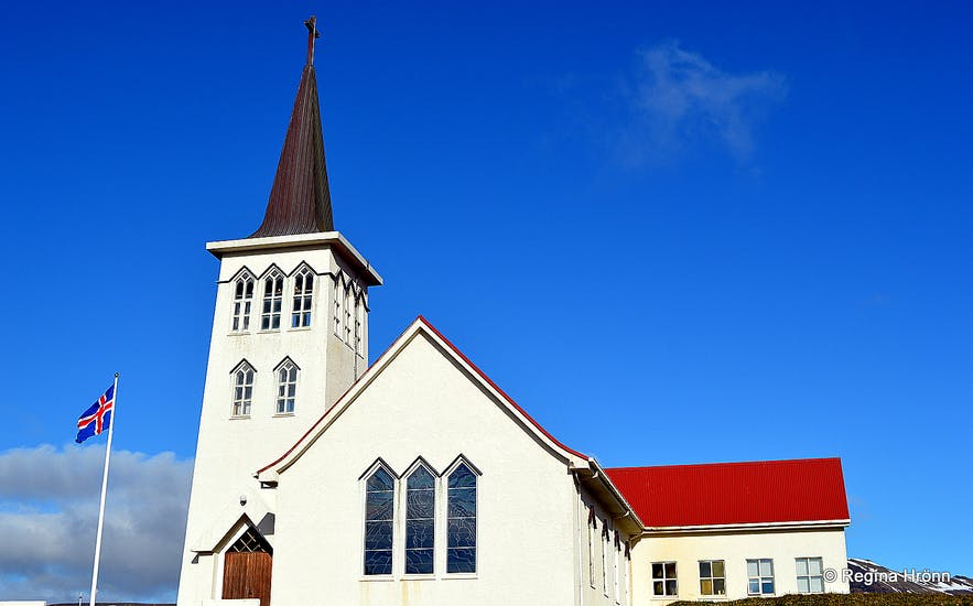Grundarfjarðarkirkja church in Grundarfjörður