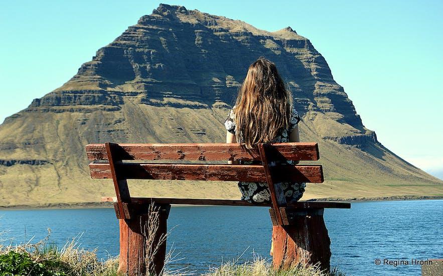 Mt. Kirkjufell & Kirkjufellsfoss in Grundarfjörður - the most photographed Mountain in Snæfellsnes