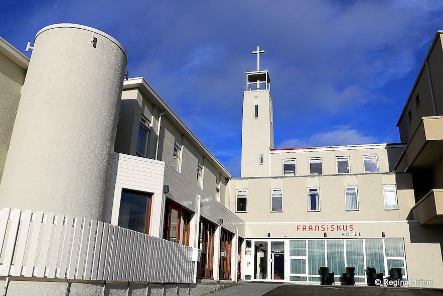 Stykkishólmur on Snæfellsnes - Fransiskus hotel