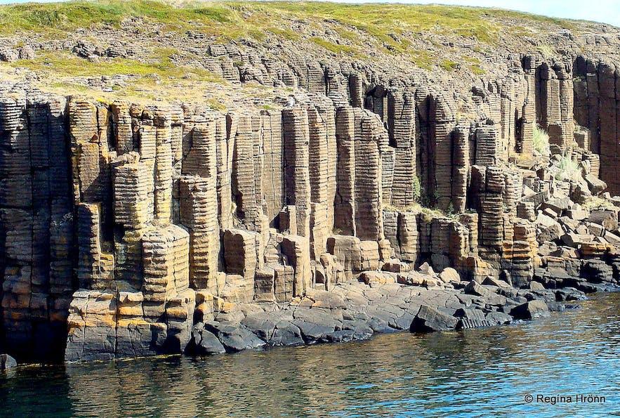 Breiðafjarðareyjar islands