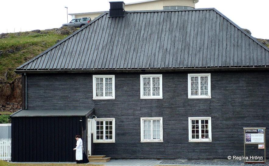 The Norwegian House Stykkishólmur