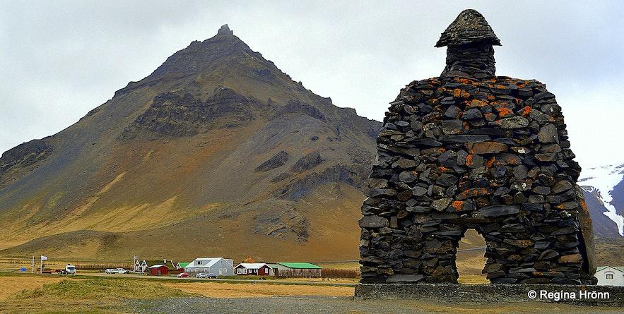 Bárður Snæfellsnes and Mt. Stapafell