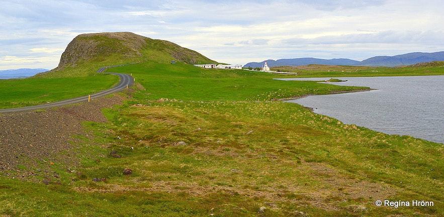 Mt. Helgafell Snæfellsnes
