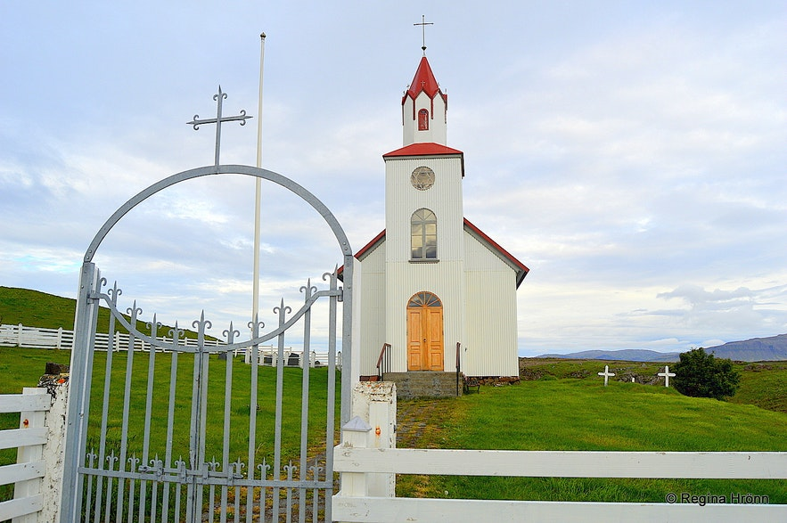 Helgafellskirkja church