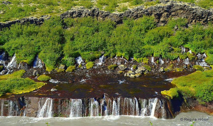 The spectacular Silver Circle of West-Iceland