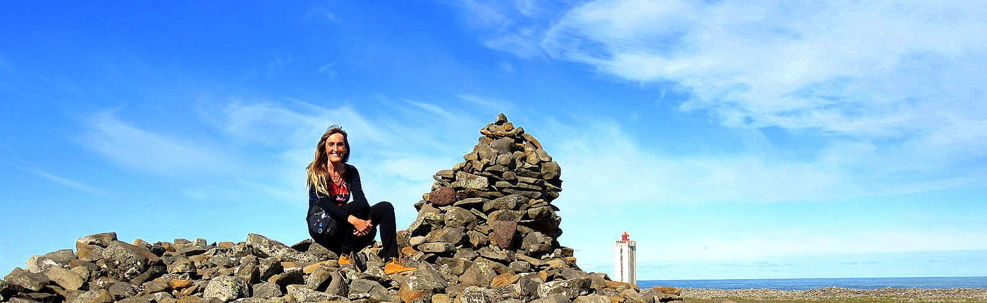 Hraunhafnartangi and Þorgeirsdys - one of the Northernmost Spots on the Mainland of Iceland