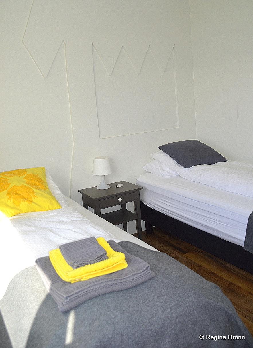 Ráðagerði Westfjords double room