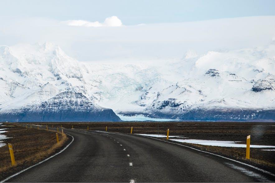 冰島svinajokull