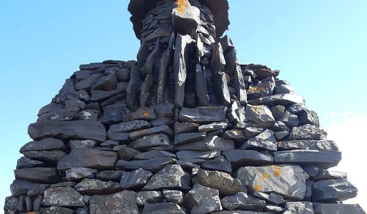 The rock formation at Arnarstapi