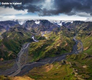 Thorsmork & Eyjafjallajokull Day Tour