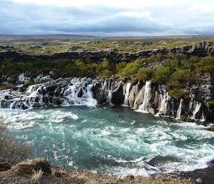 Private West Iceland & Ice Cave Tour