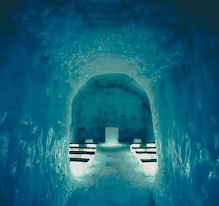 Into the Glacier - From Reykjavík