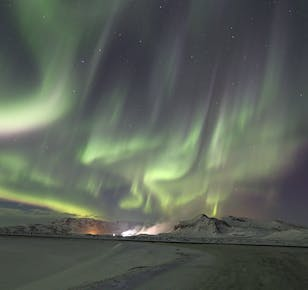 Luxury Northern Lights Super Jeep Tour