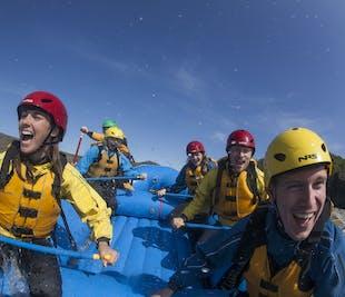 Gullfoss Canyon River Rafting | Departure from Reykjavik