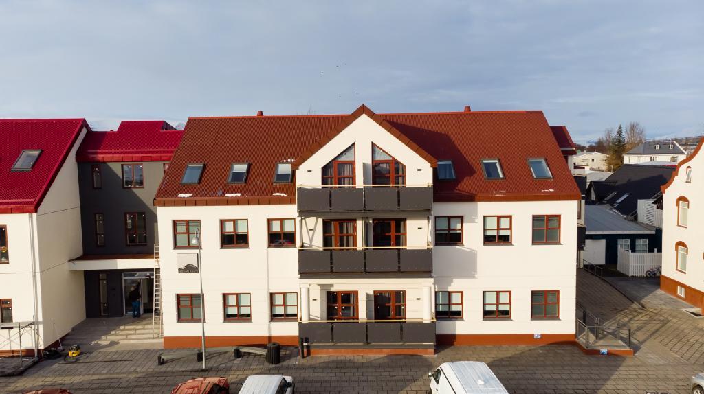 Hrimland Top-Floor Luxury Apartment #1 in Akureyri