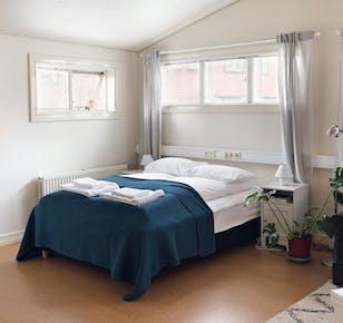 Brattagata Guesthouse, studio room.