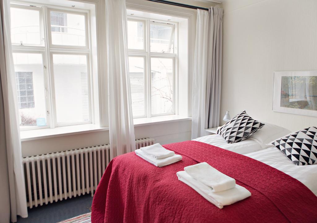 Brattagata Guesthouse, 3 bdr Groundfloor Apartment in Reykjavik