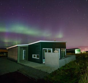 Luxury cottage in Akureyri