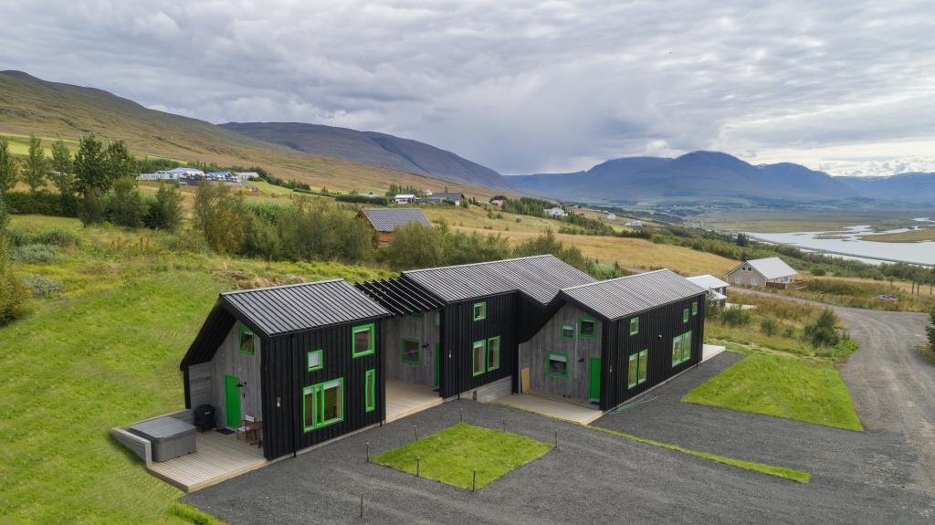 Apartment B With a Sea View in Akureyri