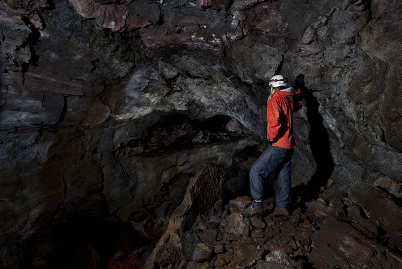 Small Group Lava Caving Tour