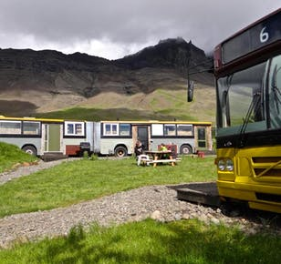 Esjan - Bus 1