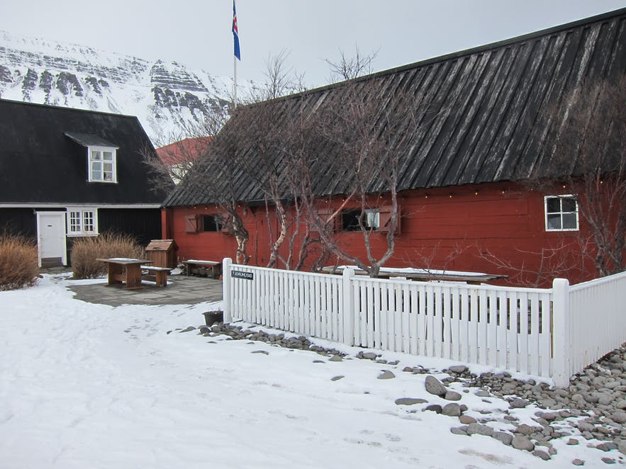 The Best Fish Restaurant in Iceland is in Ísafjörður!