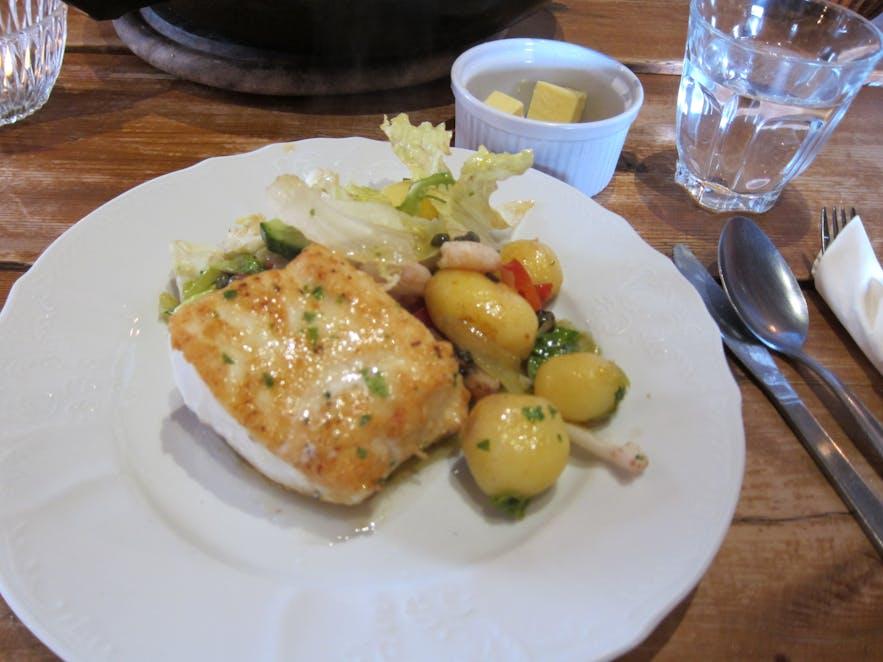 The Best Fish Restaurant in Iceland is in Ísafjörður!