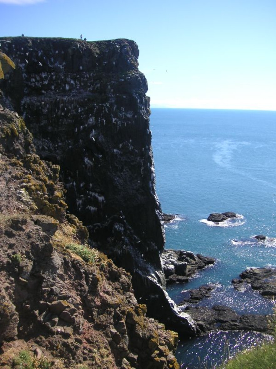 Day six: beautiful Rauðasandur and the westernmost part of Europe