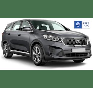 Kia Sorento 7 seater FREE GPS 2019