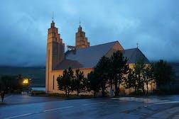 Akureyrarkirkja_church_Akureyri_summer_free stock.jpg