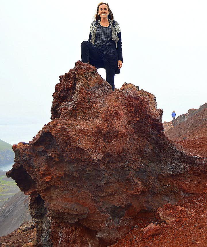 The Westman Islands - Eldfell volcano & Eldheimar - the Pompei of the North in Iceland