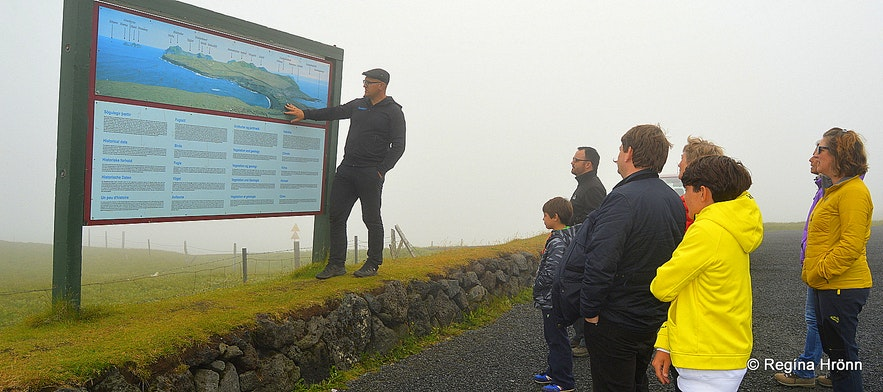 Stórhöfði cape the Westman islands