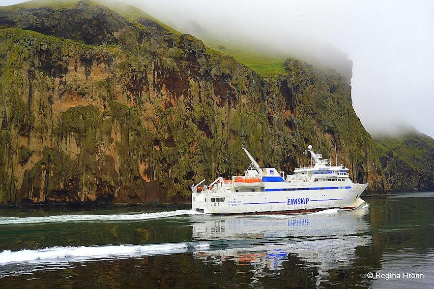 Westman islands Iceland