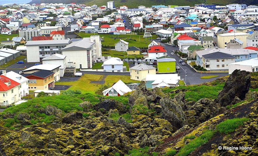 Westman Islands South-Iceland