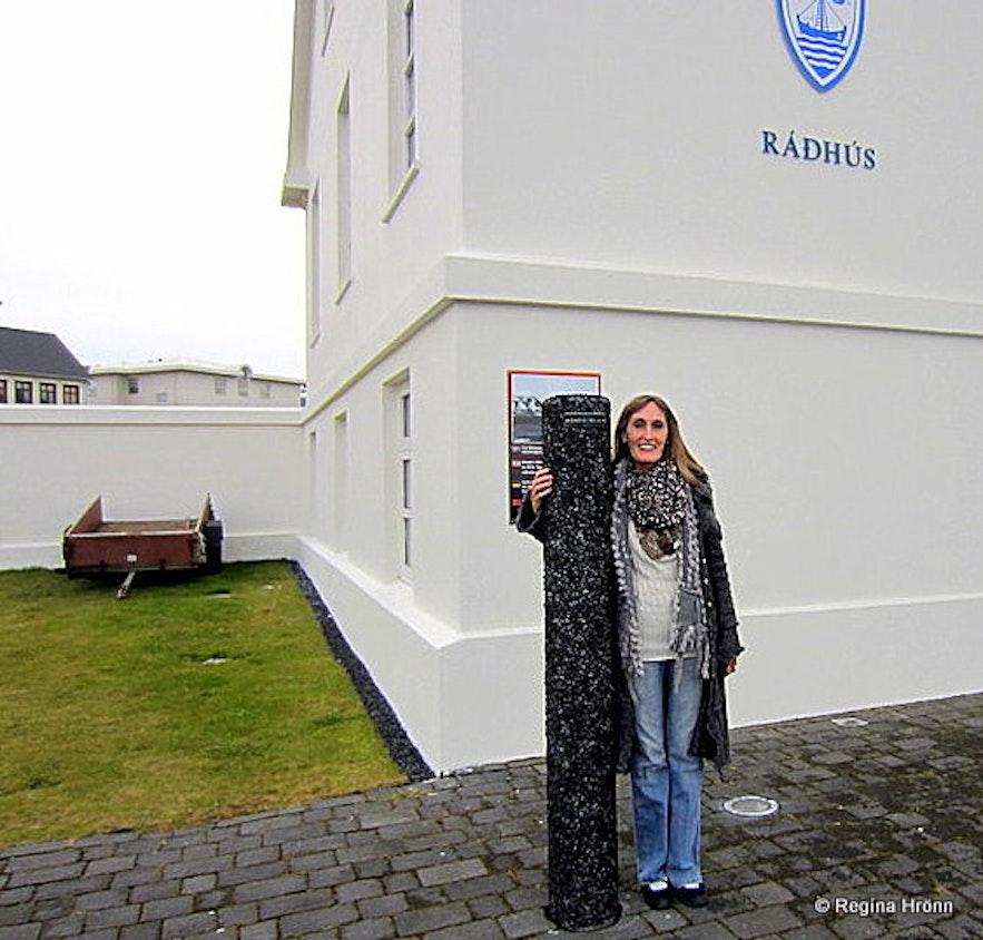Regína in Westman islands Iceland