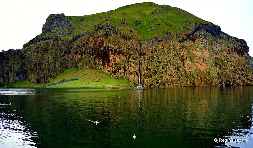 The Westman Islands of Iceland - the Settler, the Beautiful Stave Church & more interesting Things